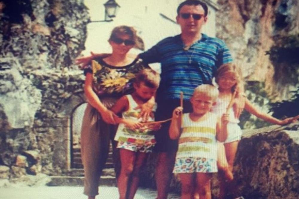 SA NJOM JE ARKAN DOBIO ČETVERO DJECE: 13 godina bili su u braku, a evo kako  danas izgleda PRVA supruga Željka Ražnatovića! (FOTO) | Balaševizam